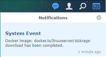 Updating Docker Containers on Synology | Mendes Consulting